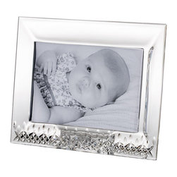 """Waterford - Waterford Lismore Essence 4"""" x 6"""" Frame Horizontal - Waterford Lismore Essence 4"""" x 6"""" Frame Horizontal"""