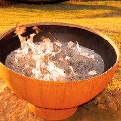 FirePit Art - Bowl de Flambe Gas FirePit -