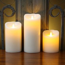 Eclectic Candles by Iron Accents