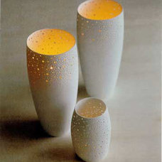 Contemporary Candles And Candle Holders by E.R. Butler & Co.
