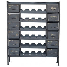 Industrial Storage Units And Cabinets by Warehouse74
