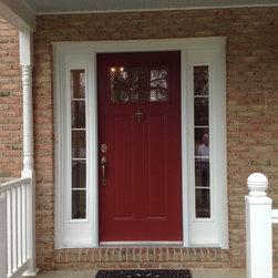 Entry Door - Aspen Home Iimprovements -