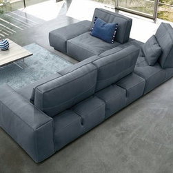 Moveable Sectional Sofas Find Large And Small Sectional