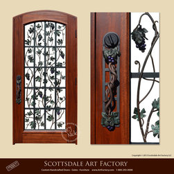 Front Doors Custom Made - Scottsdale Art Factory LLC
