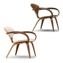 Cherner Chair Company - Cherner Lounge Chair with Arms | Cherner Chair Company - Design by Benjamin Cherner, 2002.