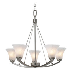 Accurian 5-Light Chandelier