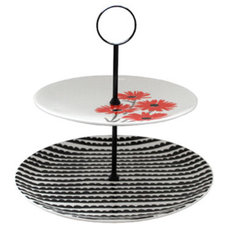 Modern Dessert And Cake Stands by Lisa Stickley