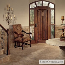 Flooring Design Gallery - Entry Way Ideas by SouthCypress.com: Tile, Hardwood an