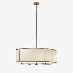 PARIS CHANDELIER OVAL By Holly Hunt - 42W x 26D x 14H (107W x 66D x 36H cm) without stem