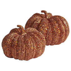 Contemporary Holiday Decorations by Pier 1 Imports