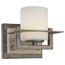 wall sconces Compositions Wall Sconce 6461-273 by Minka-Lavery