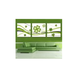 Green Flower Canvas Prints - Green Flower Canvas Prints Decor home and office with new products and new style by canvas prints and give eye catching look to your home.