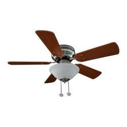 Hampton Bay - Indoor Ceiling Fans: Hampton Bay Lugano 36 in. Satin Nickel Hugger Ceiling Fan w - Shop for Lighting & Fans at The Home Depot. A casual style ceiling fan in Satin Nickel finish. The ceiling fan's 3 operating speeds and reverse-air function provide an all year round comfortable interior temperature. Powered by a quiet motor and the 2-light alabaster glass gives you the deserved illumination.