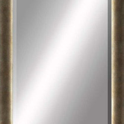 Paragon - Paragon #550 30 x 72 Beveled  by Mirrors  - 78 X 36 - Title Paragon #550 30 x 72 Beveled  by Mirrors  - 78 X 36