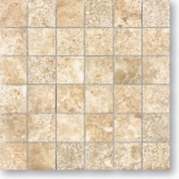 Eleganza - Eleganza - Sicily (Made In Italy) Mosaic (2X2) 12x12 sheet - SIC1212 - Traditional-Classic Collection