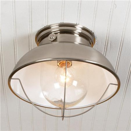 Farmhouse Ceiling Lighting by Shades of Light