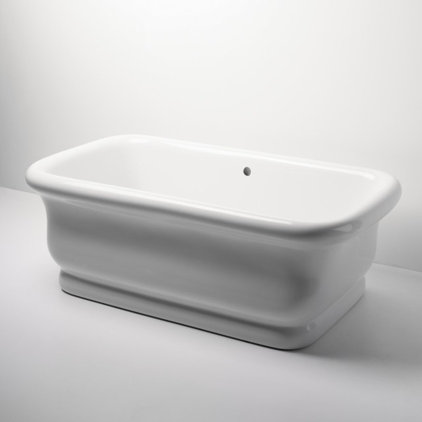 traditional bathtubs by Waterworks