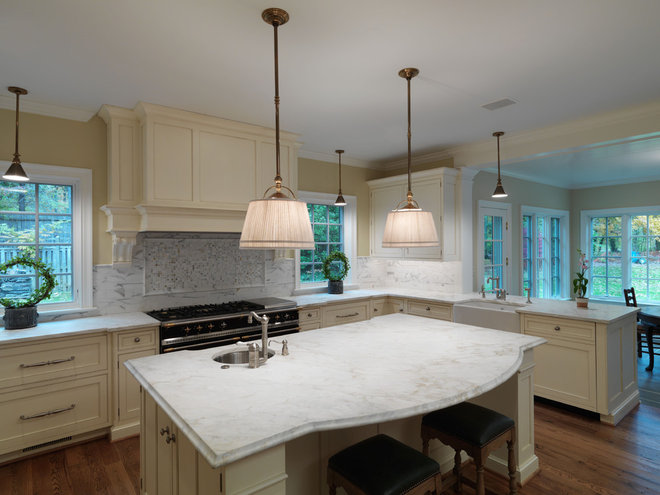 Contemporary Kitchen Countertops by Rugo Stone, LLC