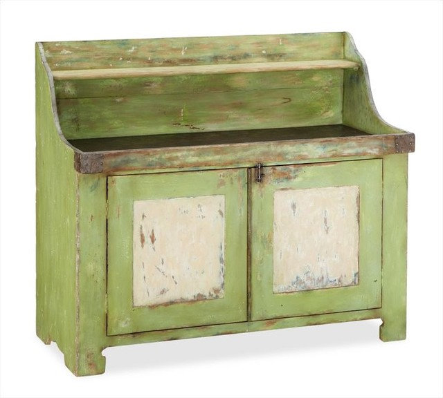 eclectic buffets and sideboards by Pottery Barn