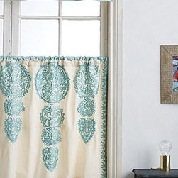 Anthropologie - Marrakech Cafe Curtain - *Sold individually