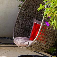 Mediterranean Patio by D for Design