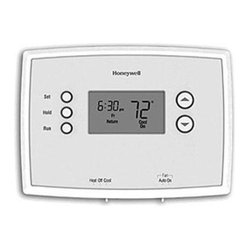 Programmable Thermostat White