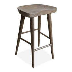 Driftwood Stool Bar Stools amp Counter Stools Shop For