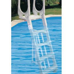 """Heritage - Lyf-Guard 48""""-52"""" Deluxe In Pool Ladder - Structural foam universal ladder fits pools from 48 in. to 52 in. deep"""