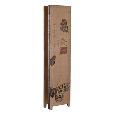 Holly & Martin - Mariposa Room Divider - Define space and add a fun, vintage touch with this beautiful room divider. It's the perfect accent to define your space and your style in one!