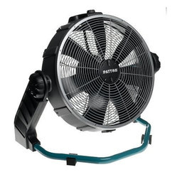 "Jarden Home Environment - Patton 20"" 3spd Workshop Fan - Patton 20"" 3-speed Heavy-duty CVT Hi-Velocity Workshop Fan  This item cannot be shipped to APO/FPO addresses."