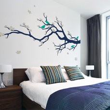 Contemporary Wall Decals by Wall Definition