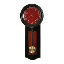 Howard Miller - Howard Miller Modern Pendulum  Wall Clock | ALEXI - 625390 Alexi