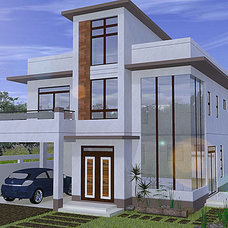 Contemporary Rendering by RJA designs