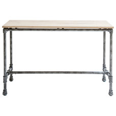Industrial Console Tables by 5 Horizons