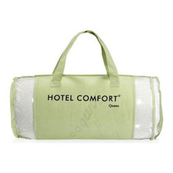 Products on our Summer Sale Offer - Hotel Comfort Bamboo Pillow has %100 memory foam and offer the ultimate in rest and relaxation. Its bamboo fiber cover is hypoallergenic and proprietary breathing system, these pillows offer premium support while keeping you cool in warmer months. Great for back, stomach, or side sleepers.