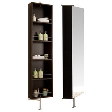 contemporary bathroom storage by Macral Design Corp