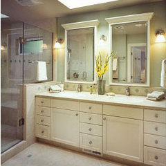 traditional bathroom by Harrell Remodeling