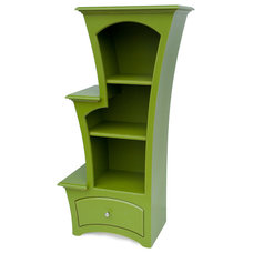 Eclectic Bookcases by Dust Furniture