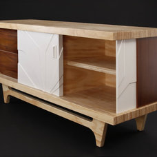 Modern Buffets And Sideboards by Jory Brigham Design