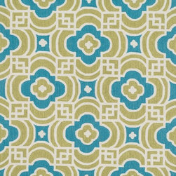 "Loloi Rugs - Loloi Rugs Francesca Collection - Lime / Blue, 3'-6"" x 5'-6"" - If your lifestyle is fresh, spirited and informal, the intricately hand-hooked Francesca Collection is for you. These richly textured designs range from boldly scaled florals and architectural gate patterns to geometric chevron stripes and pretty paisleys. Crafted to reflect your personal style, each Francesca rug is made in China of 100-percent polyester with fibers that are stain- and moisture-resistant. That means colors will remain vibrant today and tomorrow, whether you place your rug in asunroom, kitchen, family room or foyer."