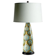 tropical lamp shades by Bungalow 5