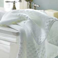 contemporary towels by Luxor Linens