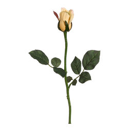 Silk Plants Direct - Silk Plants Direct Single Princess Mary Rose Bud (Pack of 6) - Yellow - Pack of 6. Silk Plants Direct specializes in manufacturing, design and supply of the most life-like, premium quality artificial plants, trees, flowers, arrangements, topiaries and containers for home, office and commercial use. Our Single Princess Mary Rose Bud includes the following: