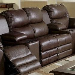 Palliser Divo Home Theater Sofa Sectional -