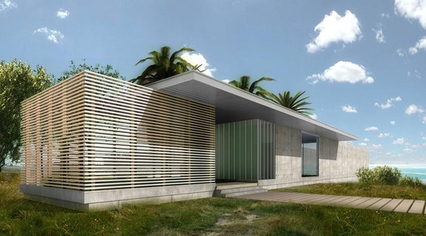 Contemporary Rendering by Axis Mundi