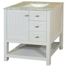 Farmhouse Bathroom Vanities And Sink Consoles by Corbel Universe