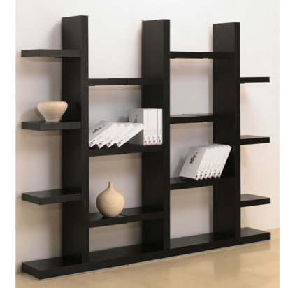 modern bookcases cabinets and computer armoires by Scandinavian Designs