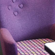 Modern Upholstery Fabric by Wools of New Zealand