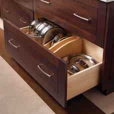 Kitchen Cabinetry by Tad Hellmann Design