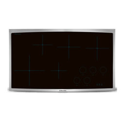 "36"" Induction Cooktop by Electrolux - Cooktop Stays Cooler"